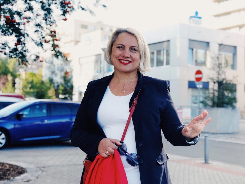 Русские в Чехии. Ирина Шульц