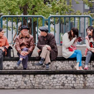 «Ты поел?» и другие нормальные вопросы китайского этикета, которые точно одобрит ваша бабушка
