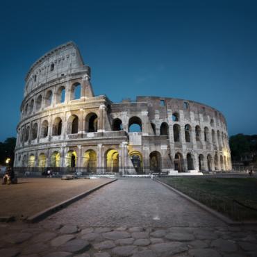 Пять приятных причин посетить Рим осенью