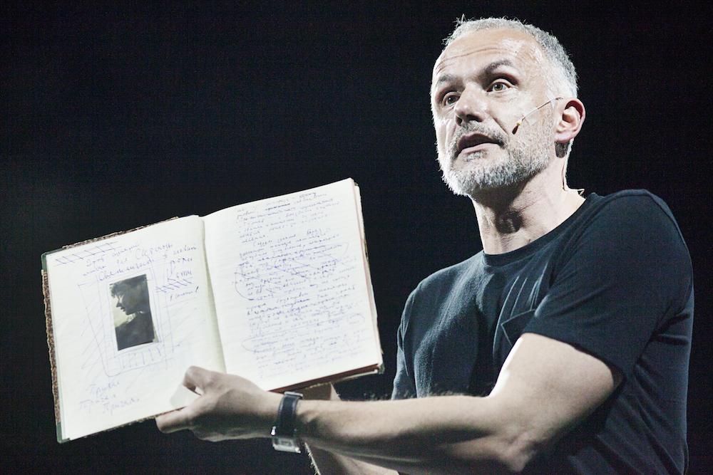 Олег Нестеров: «Ко мне постучалась музыка из неснятых фильмов»