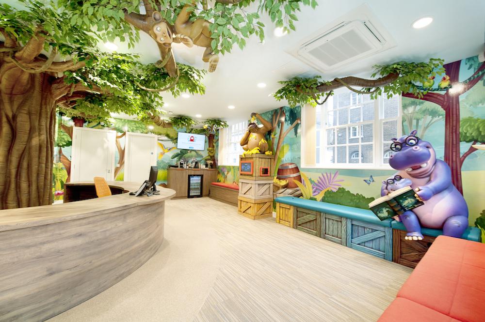 Happy Kids Dental – детская стоматологическая клиника в Лондоне