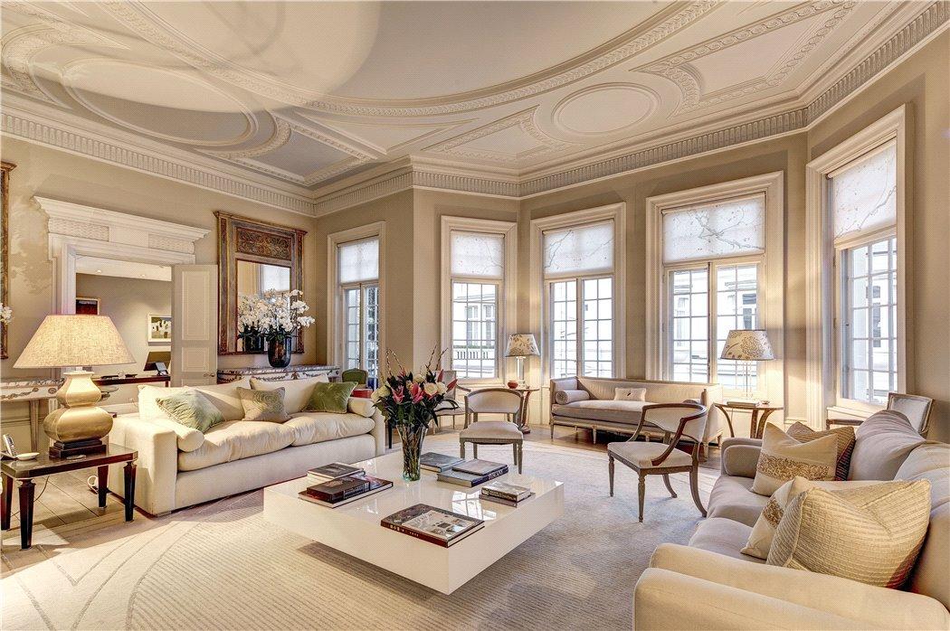 Есть ли аналог Рублевки в Лондоне? И сколько там стоит жилье?