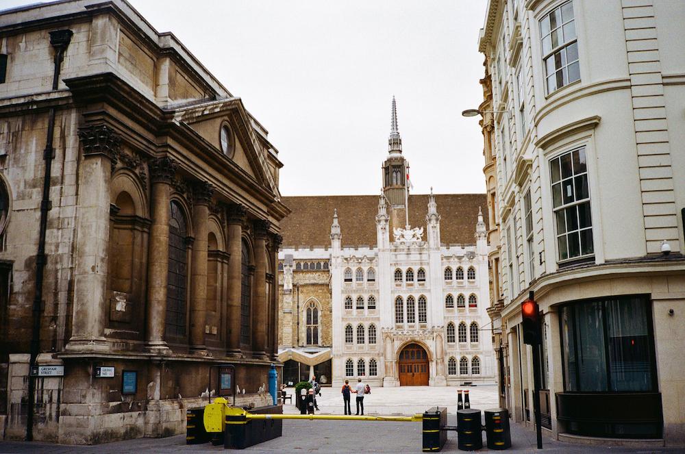 Лондон внутри Лондона. Как погрузиться висторию Сити иполучить удовольствие