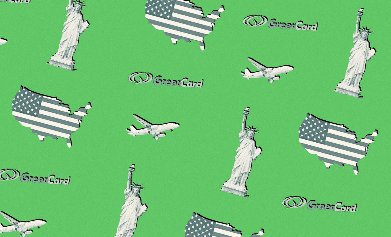 Грин-карта США вопросы и ответы