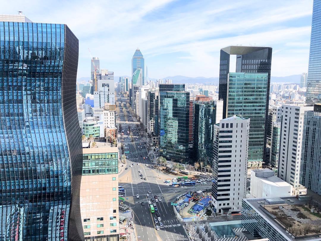 Работа в Корее
