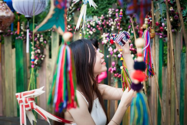 Китай праздник