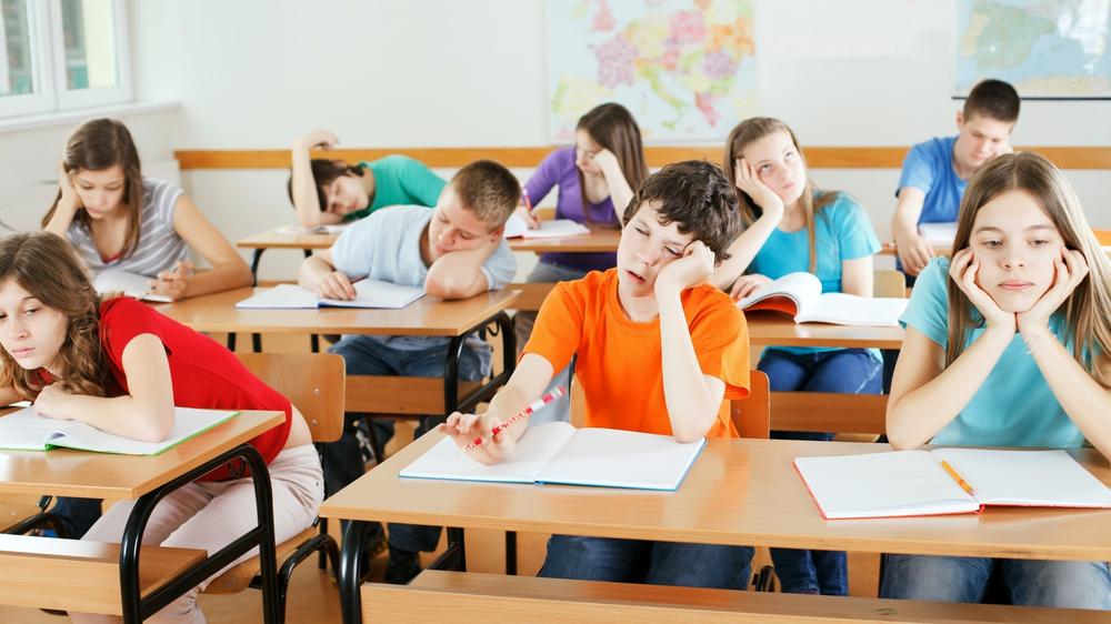 Школьные оценки в Англии