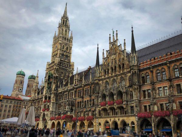 что смотреть в Мюнхене