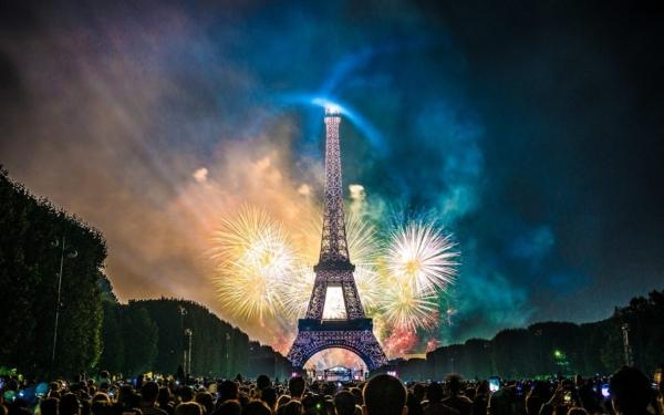 Как французы отмечают главные праздники года