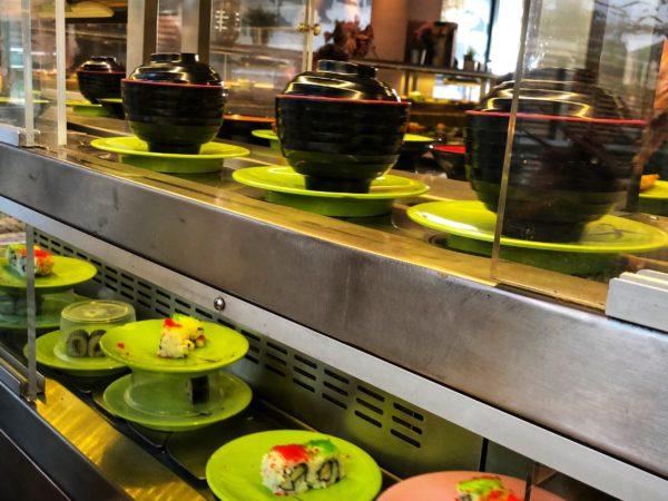 Sushi Restaurant FujiKaiten