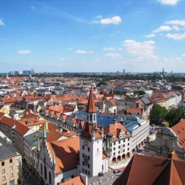 Не пивом единым: что смотреть, где гулять и обедать в Мюнхене