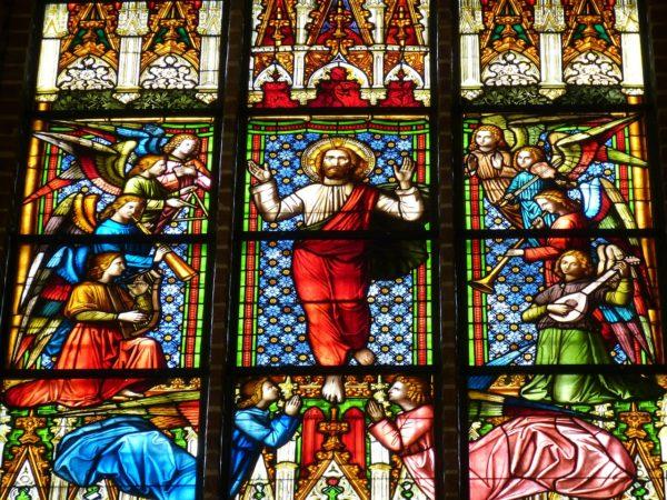 Вознесение Господне (Jeudi de l'Ascension)