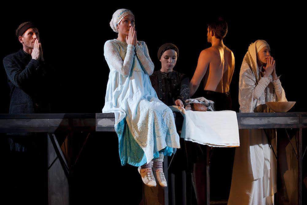 Какие спектакли привозит в Лондон Театр имени Пушкина. Подробнее о февральских гастролях