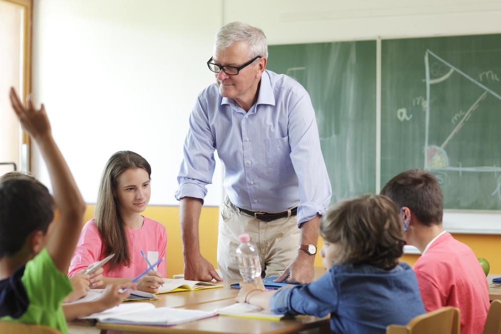 гендерный баланс среди учителей в британских школах