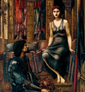 Пять причин не пропустить выставку Эдварда Берн-Джонса в Tate Britain