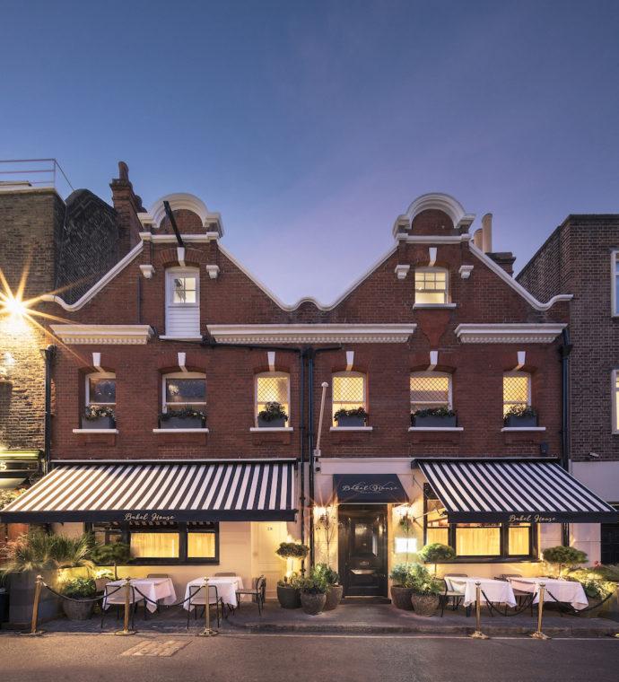 Babel House: черноморская кухня в сердце Mayfair