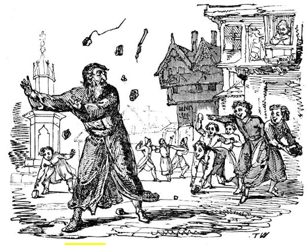 Евреи в Англии