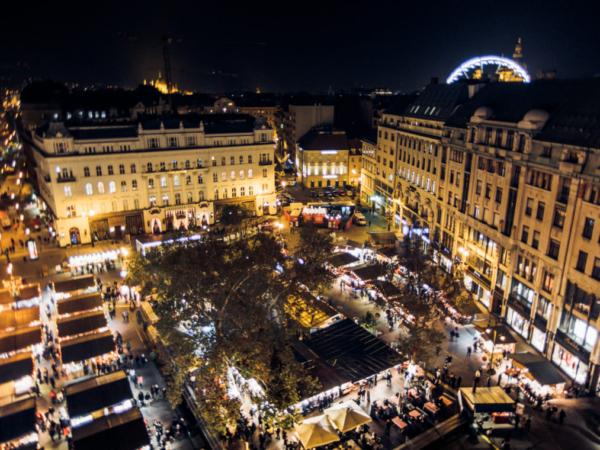 Куда пойти в Будапеште в праздники