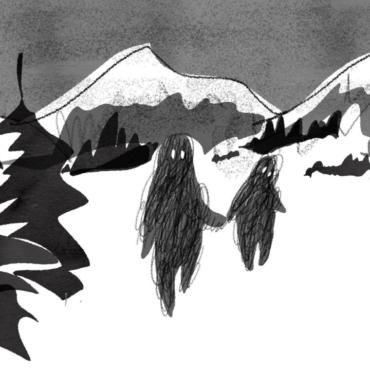 Любите ли вы зиму? Отвечают Сорокин, БГ, Улицкая, Макаревич
