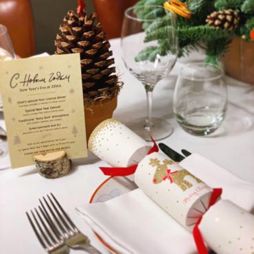 Ресторан Zima приглашает встречать Новый год по-русски до утра