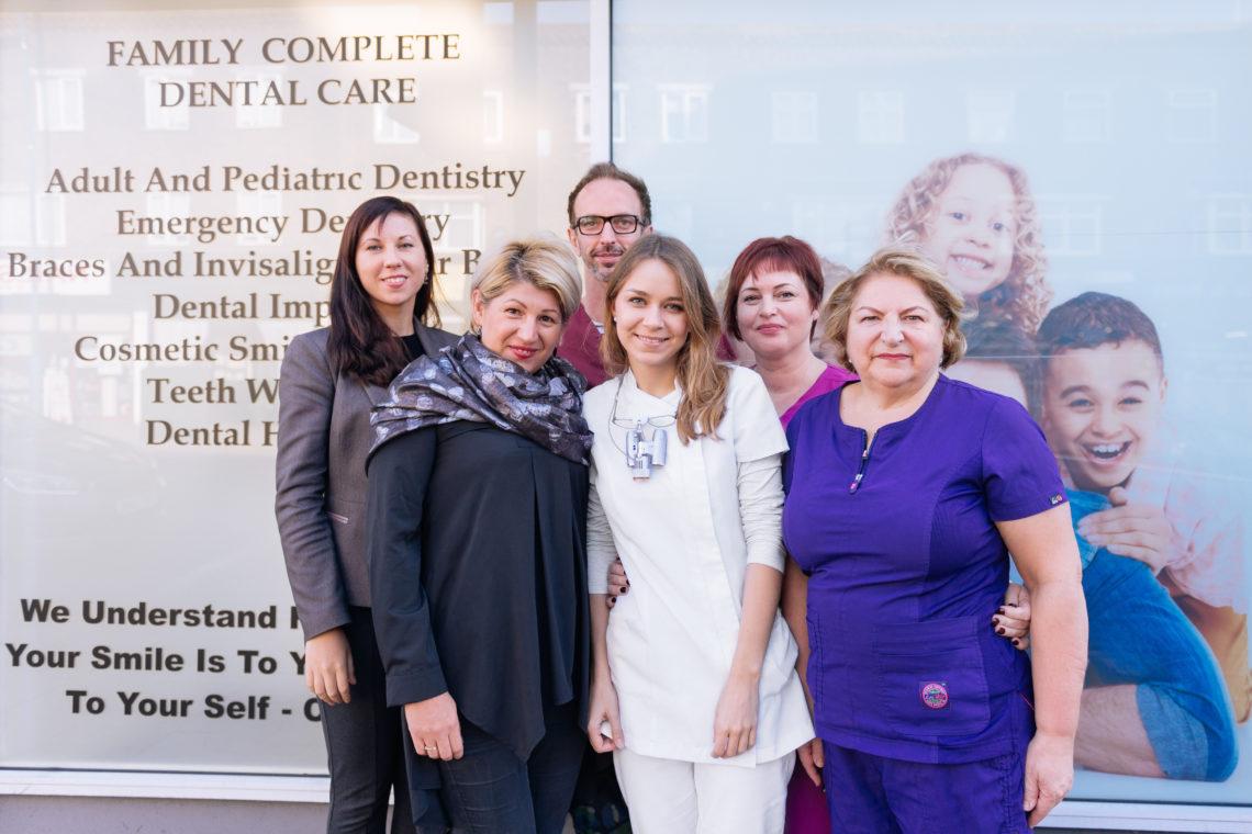 Русские стоматологи в Лондоне: клиника Medidenta