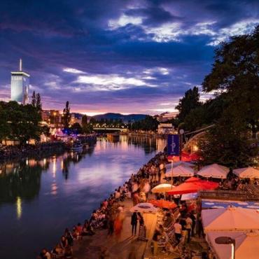 Весна в Вене: где гулять и что смотреть