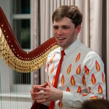 Александр Болдачев: «Я хочу сделать с арфой то, что Башмет сделал с альтом, а Ростропович – с виолончелью»