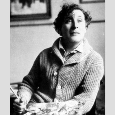 Как связаны Марк Шагал и Британия