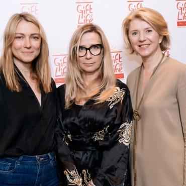 Ника Белоцерковская и фонд Gift of Life собрали £7300 на операцию для девочки из Саратова