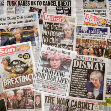 Опрос: могут ли петиции о «Брекзите» на сайте парламента что-либо изменить?