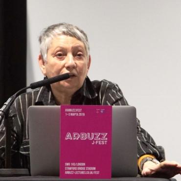 Фестиваль еврейской темы: о чем на Arbuzz J-Fest рассказывали Колбовский, Юзефович, Федорченко и Улицкая