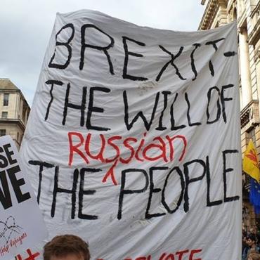 Миллион на марше. Сторонники второго референдума вышли на улицы Лондона (фото)