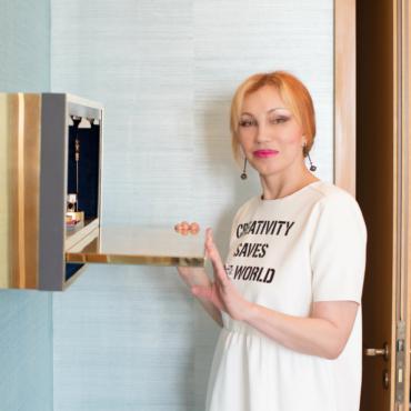 Кольца с секретом: как Маргарита Приходько стала ювелирным дизайнером благодаря краже со взломом