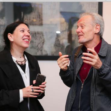 Пастель о двух городах. В Лондоне открылась выставка петербурженки Екатерины Посецельской