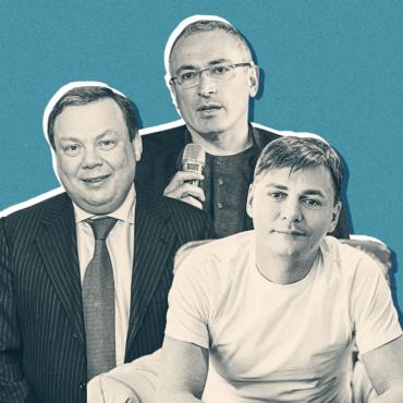 Кто из списка Forbes «200 самых богатых российских бизнесменов» живет в Великобритании