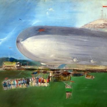Александр Лабас. Выставка классика русского авангарда в Лондоне