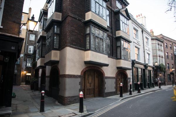лондонские дома