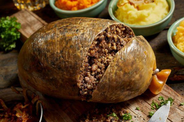 национальные блюда шотландии