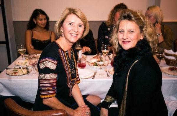 Люба Галкина и княжна Екатерина Голицына