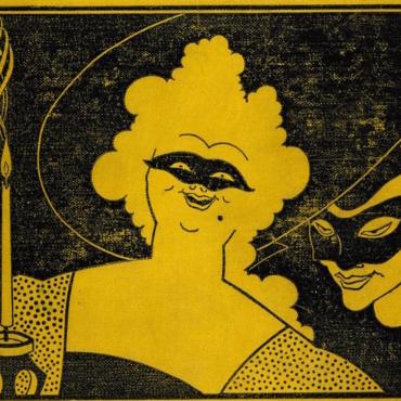 История Обри Бердслея: как страховой агент стал скандальным художником