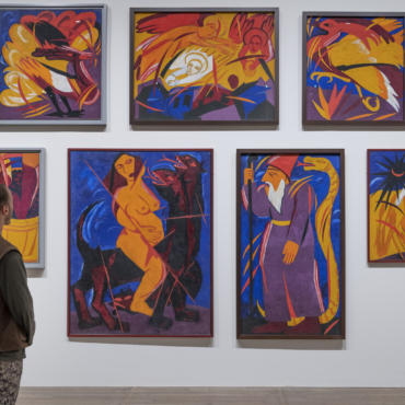 Наталья Гончарова: русская «амазонка» в лондонском Tate Modern