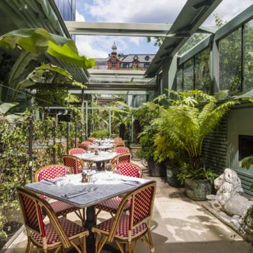 Верандомания: 5 лучших ресторанов Лондона, в которых можно поужинать alfresco