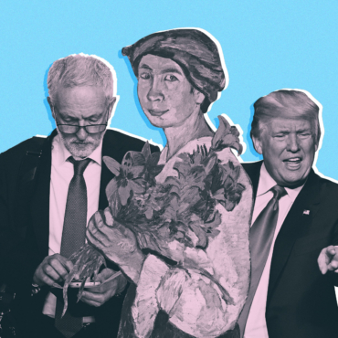 Неделя с Дмитрием Сошиным: Трамп-шоу, «Бориску в премьеры» и Гончарова в Tate Modern