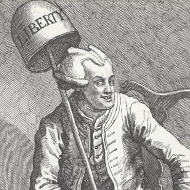 Свободу Джону Уилксу! Как толпа британцев отбивала журналиста у властей в XVIII веке