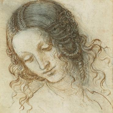 Сокровища Виндзоров:выставка рисунков Леонардо да Винчи из запасников королевы