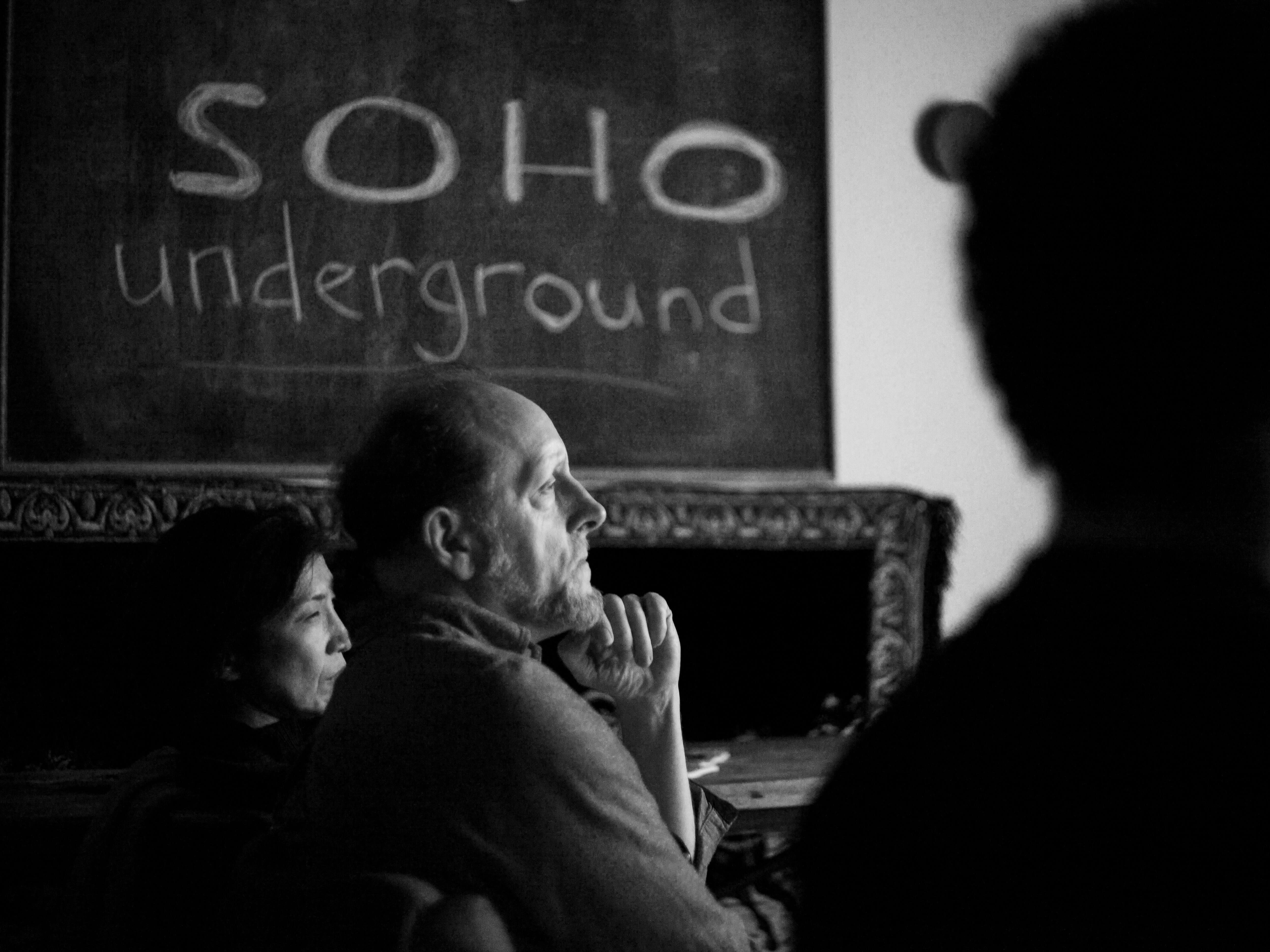 ZIMA Soho Underground