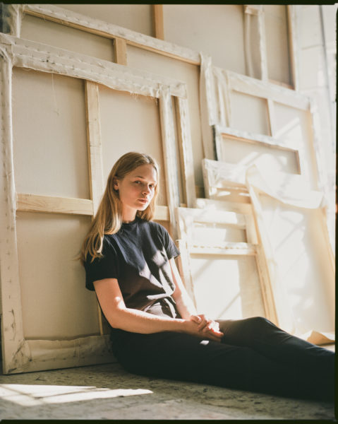 Соня Дервиз – художница из Лондона