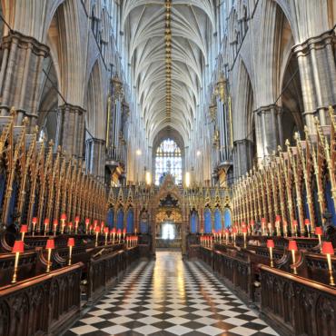 С днем рождения, Вестминстерское аббатство!