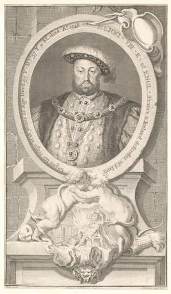 Генри VIII положил начало английскому образованию, которое мы знаем. Фото: New York Library