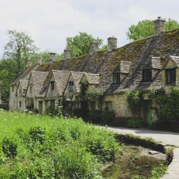 Деревня Бибери — Шир, форель и привидения